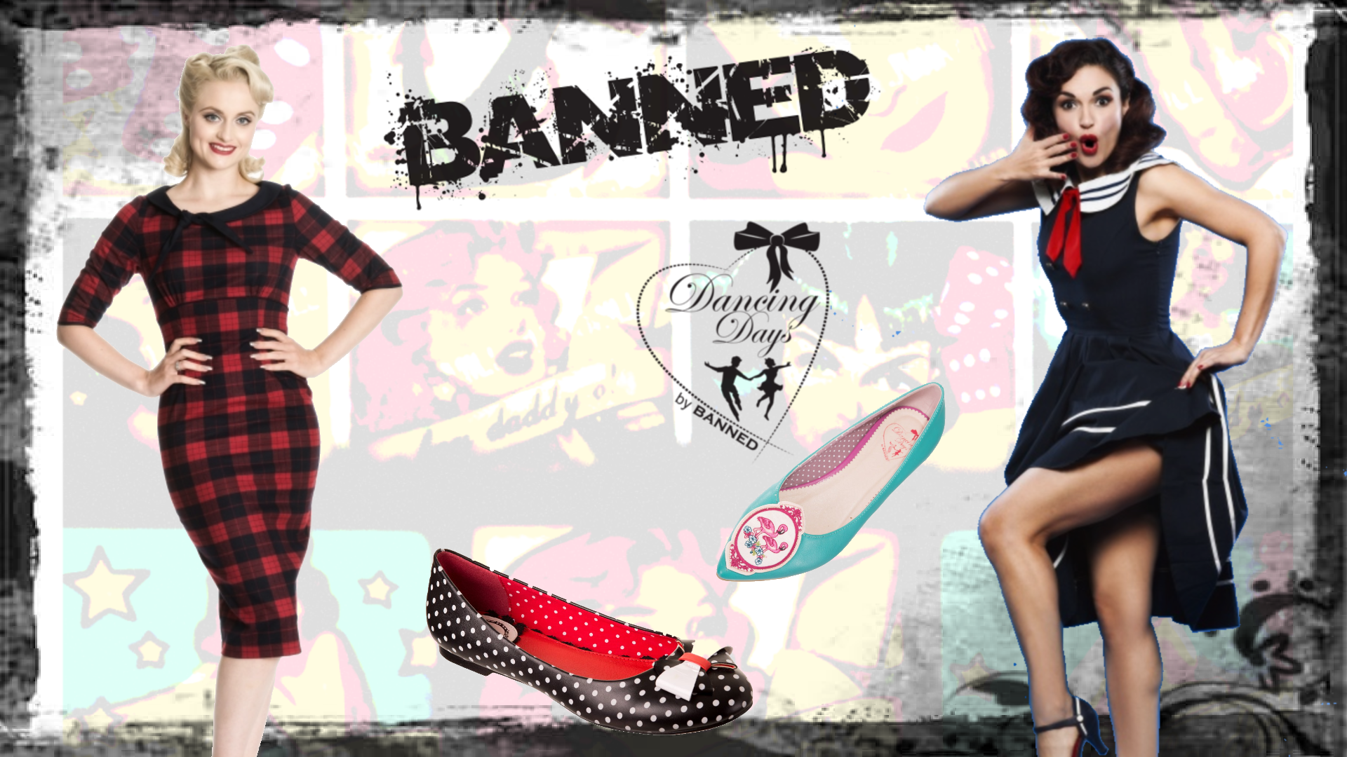 Banned Apparel at Fifi\'s Rockabilly