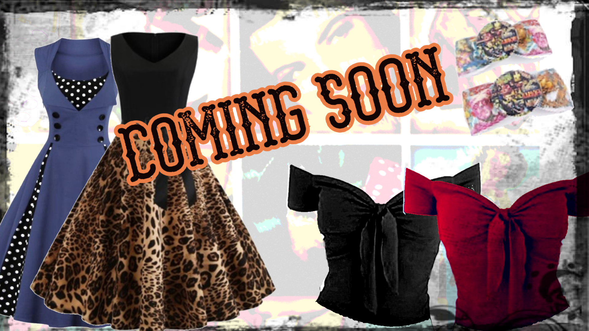 Rockabilly clothing coming soon