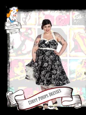 Curvy Pinups Dresses
