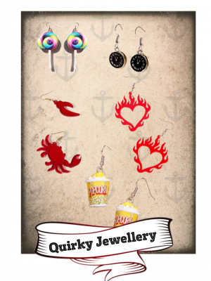 Quirky Jewellery