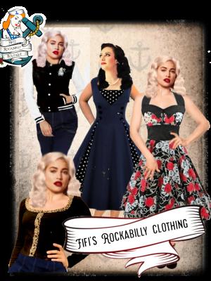 Fifi's Rockabilly clothing