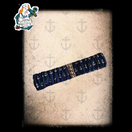 Fifi's customised Rockabilly belts