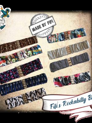 Fifi's Rockabilly Belts