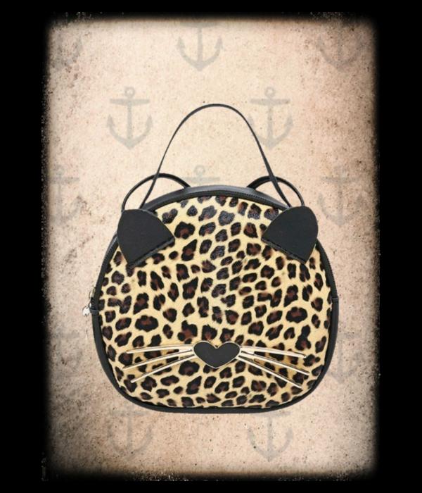Wild cat bag