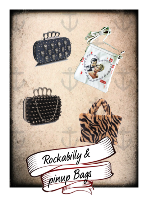 rockabilly & pinup bags